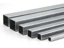Бокс алюминиевый квадратный сечением от 12х12 до 80х80 мм