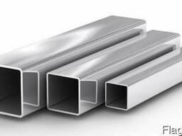 Бокс алюминиевый (профильные трубы)