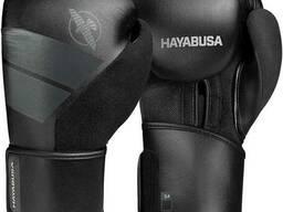 Боксерські рукавиці Hayabusa S4 Чорн 12oz Original SKL24-252397