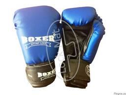 Боксерские перчатки 6 оz