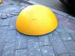 Болард, полусфера бетонная, купить, півсфера бетонна, ціна