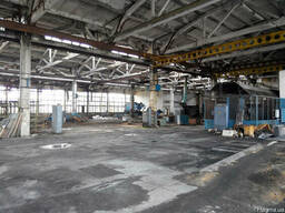 Большая производственная база в 15 км от Симферополя