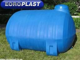 Большие пластиковые емкости для бассейнов душа