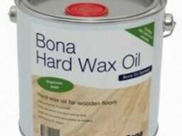 Bona Hard Wax Oil 2,5л Бона Хард Вакс Ойл масло воск для...