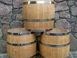 Дубовые бочки для вина (продам)