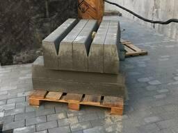 Бордюр дорожній з\б БУ 300-30-32 бортовий камінь з/б