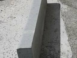 Бордюр тротуарный 500х210х45