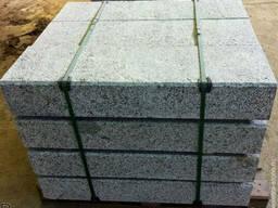 Бордюр з граніту(гранітний поребрик, борт) ціна віробника - фото 1