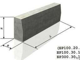 Бордюрный камень БР300. 30. 15, купить, цена