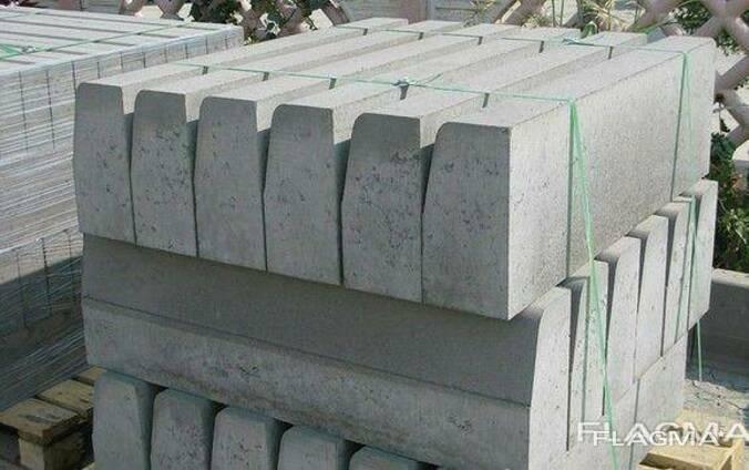 Бордюры бетонные БР 100.30.18 800x80x220
