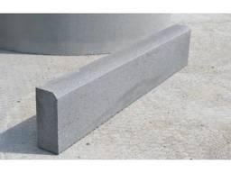 Бордюр тротуарный 500х210х45 мм