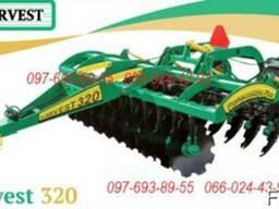Борона дисковая Harvest 320 прицепная