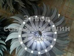 Борона-мотыга 5,8 - фото 5