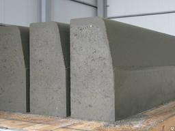 Борты и бордюры бетонные и железобетонные, гост, купить