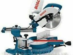 Bosch GCM 10S Торцовочная пила