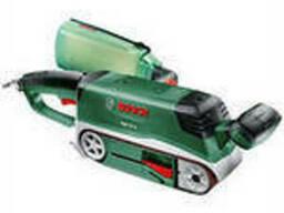 Bosch PBS 75 A ленточная шлифмашина