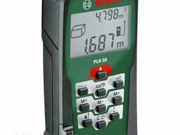 Bosch PLR 50 Лазерный дальномер, 0603016320