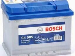 BOSCH S4 (S4 005) 6 CT-60AH-540A(EN) (0) R
