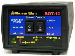 """БОТ-12 """"Мастер Ватт"""" десульфатирующее зарядное устройство"""