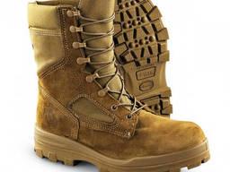 Ботинки Bates USMC coyote вибрам гортекс