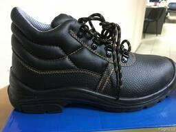 Ботинки демисезонные с мет носком для трактористов