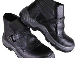 Ботинки для сварщика с металлическим подноском «Welder»