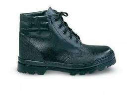 Ботинки клеепрошивные рабочие