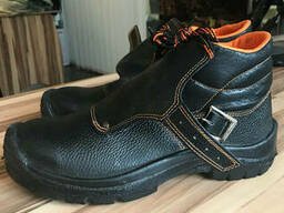 Ботинки кожа Сварщик на ПУП