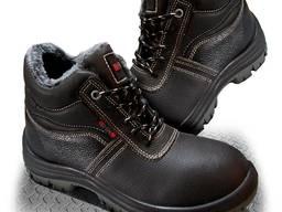 Ботинки кожанные NORD ВО, утепленные