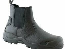 Ботинки кожаные мод. Metalurg 01. Термостойкая обувь