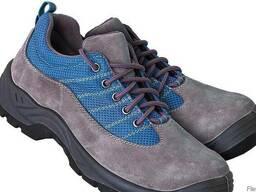 Ботинки-кроссовки рабочие с метноском Reis