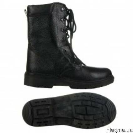Ботинки ОМОН зимние