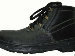 Ботинки 'Профи' с металлическим подноском