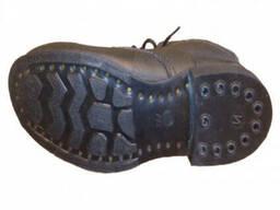 Ботинки рабочие гвоздевые