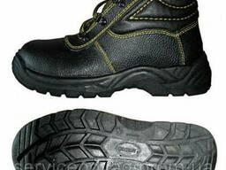 Ботинки рабочие кожаные