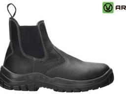 Ботинки рабочие кожаные модель Metalurg