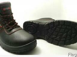 Ботинки рабочие кожаные Родос