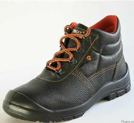 Ботинки рабочие. обувь рабочая. спец обувь