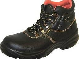 Ботинки рабочие с антипрокольной стелькой