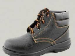 Ботинки рабочие с нитриловой подошвой, мод. 2, антистатик