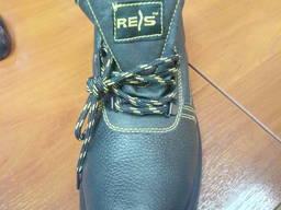 Ботинки рабочие ТМ Рейс метносок, антипрокольная пластина - фото 3