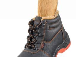 Ботинки рабочие утепленные urgent арт. 106 SB с мет. носком