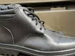 Ботинки рабочие юфть/кирза