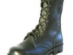 Ботинки с высокими берцами, тип *Омон*