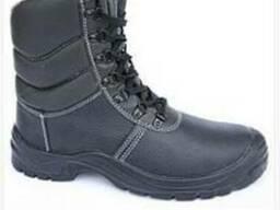 Ботинки с завышенными берцами Тайга