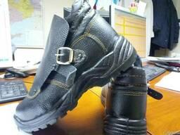 Юфтевые ботинки Сварщик