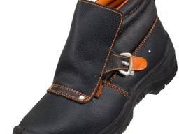 Ботинки сварщика Urgent на пуп арт. 115 S1Р с мет. носком