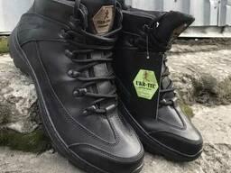 Ботинки тактические кожа Combat р. 46