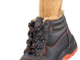 Ботинки Urgent на пуп арт. 106 SB с мет. носком утепленные