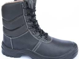 Ботинки утепленные рабочие Тайга